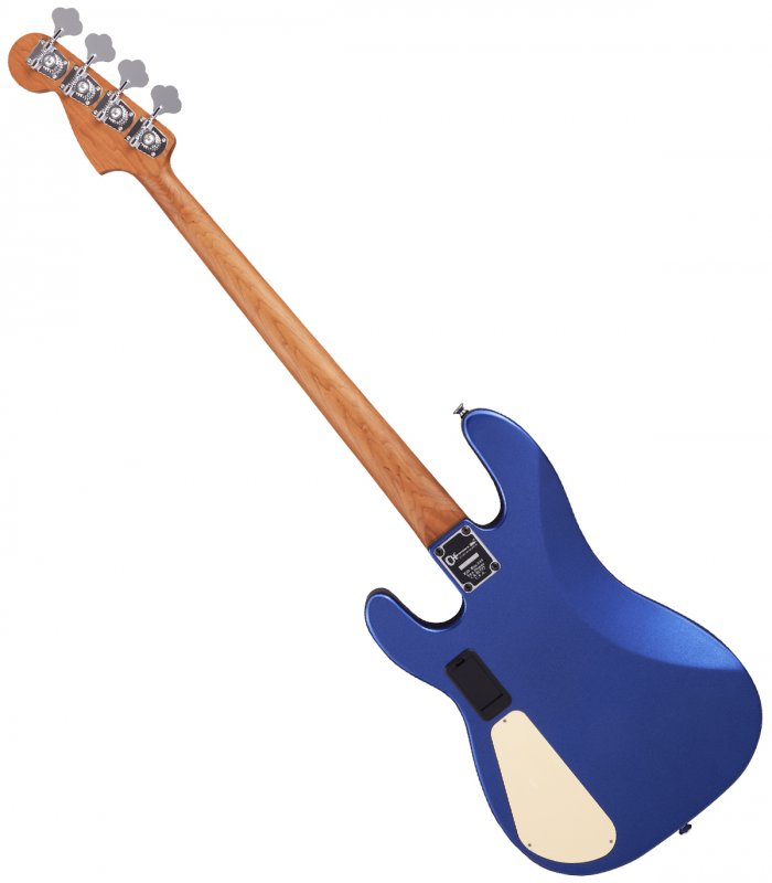 Charvel Pro Mod San Dimas Bass PJ IV Mystic Blue