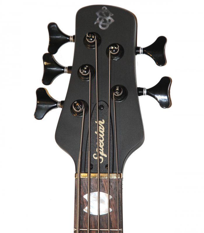 Spector Euro LX 5 Trans Black Stain Matte