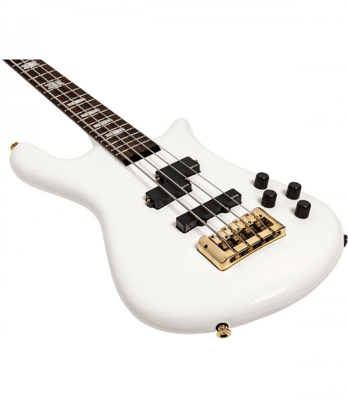 Spector Euro Classic 4 Solid White