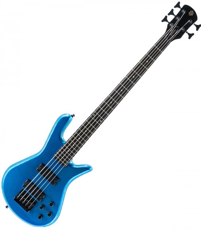 Spector Performer 5 Metallic Blue