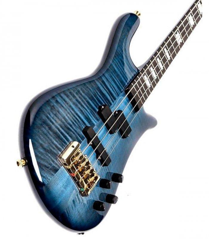 Spector Euro LT 4 Blue Fade