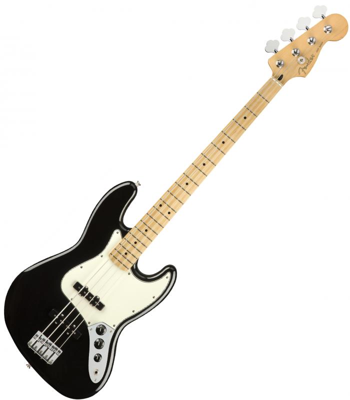 Fender Player Jazz Bass MN Black