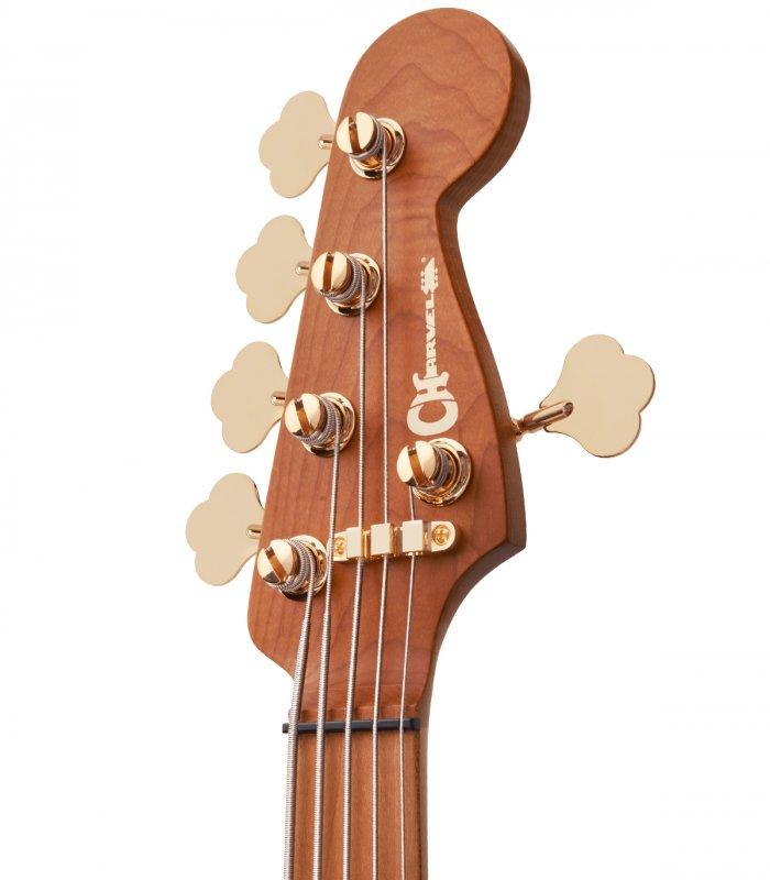 Charvel Pro Mod San Dimas Bass JJ V Lambo Green Metallic