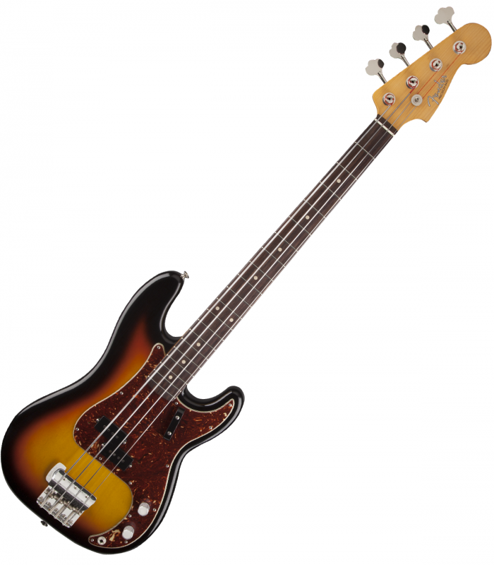 Fender Custom Shop Sean Hurley Precision Bass 3TS