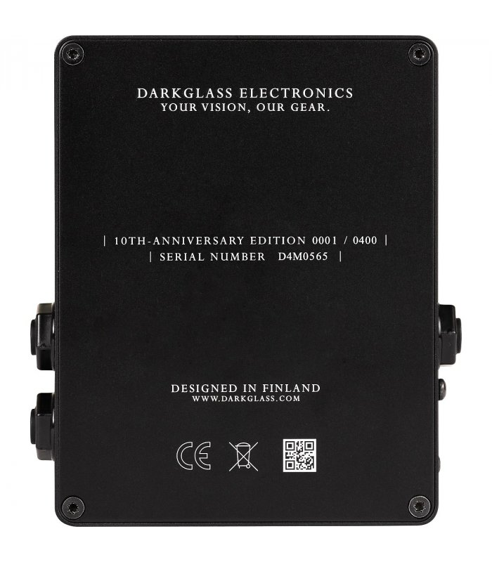 Darkglass Microtubes B7K 10TH Anniversary Limited Edition