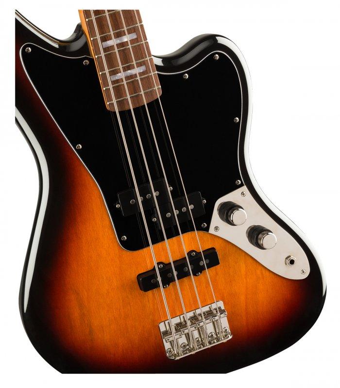 Squier Classic Vibe Jaguar Bass 32 3TS