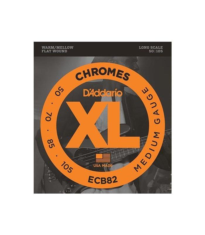 D'Addario Chromes ECB82 50-105