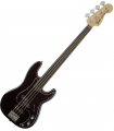 Fender Tony Frankling Frestless Precision Bass BLK