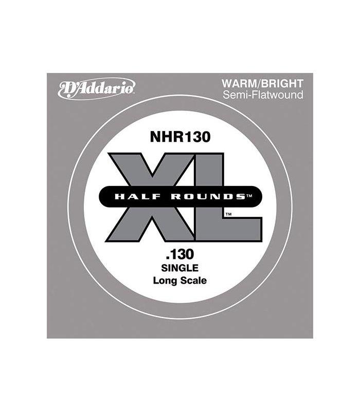 D'Addario Half Round NHR130