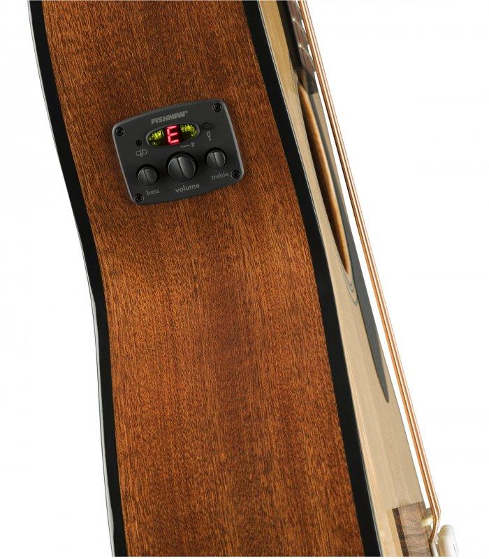 Fender CB60SCE Bass NAT
