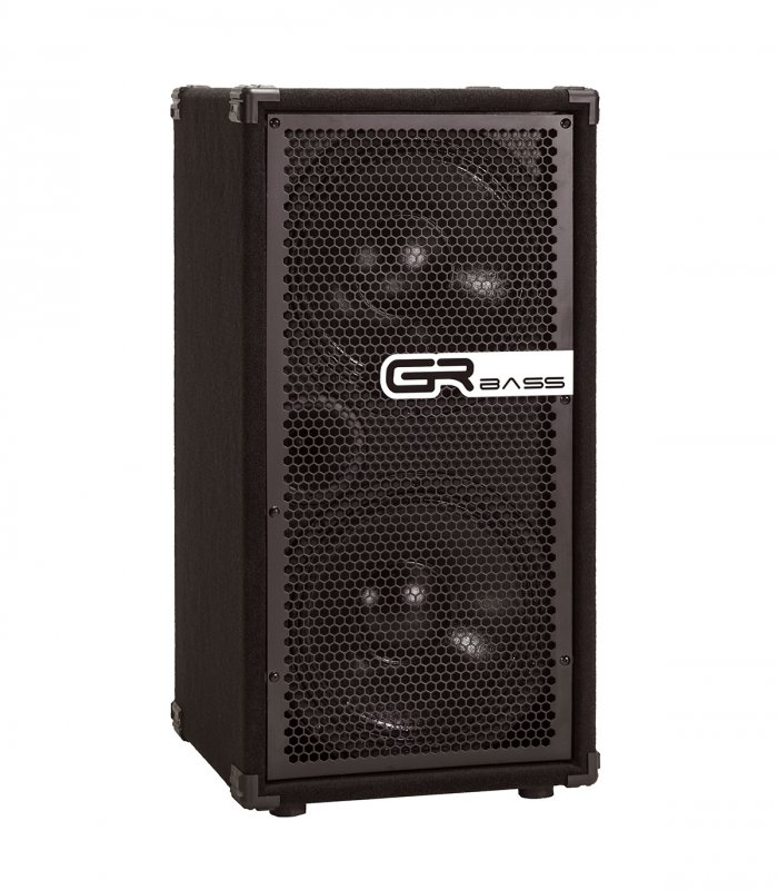 GR Bass GR212 Slim 8Ohm BLK