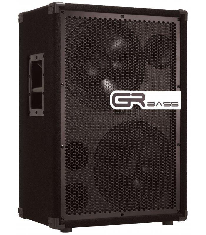 GR Bass GR212 4Ohm BLK