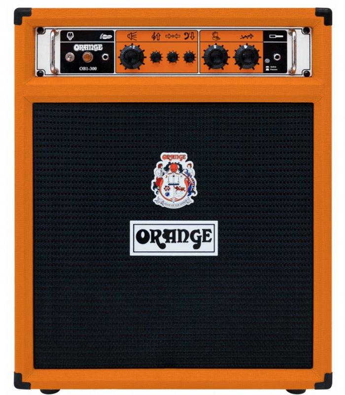 Orange OB1-300 Combo
