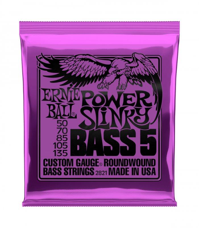 Ernie Ball 2821 Power Slinky 5
