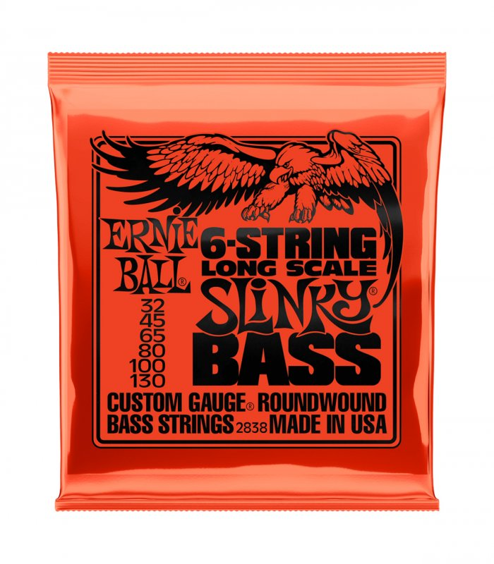 Ernie Ball 2838 Slinky 6