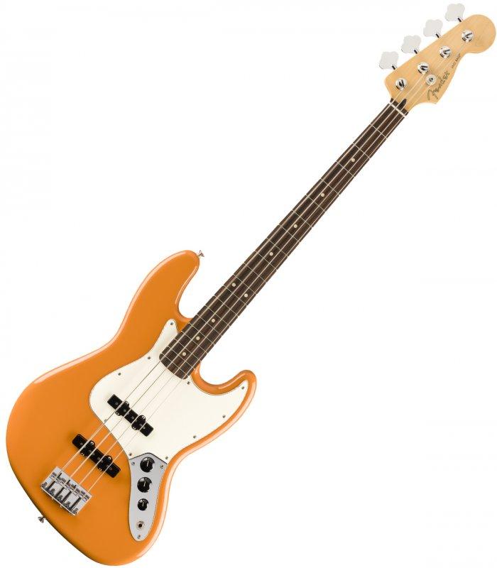 Fender Player Jazz Bass PF COR
