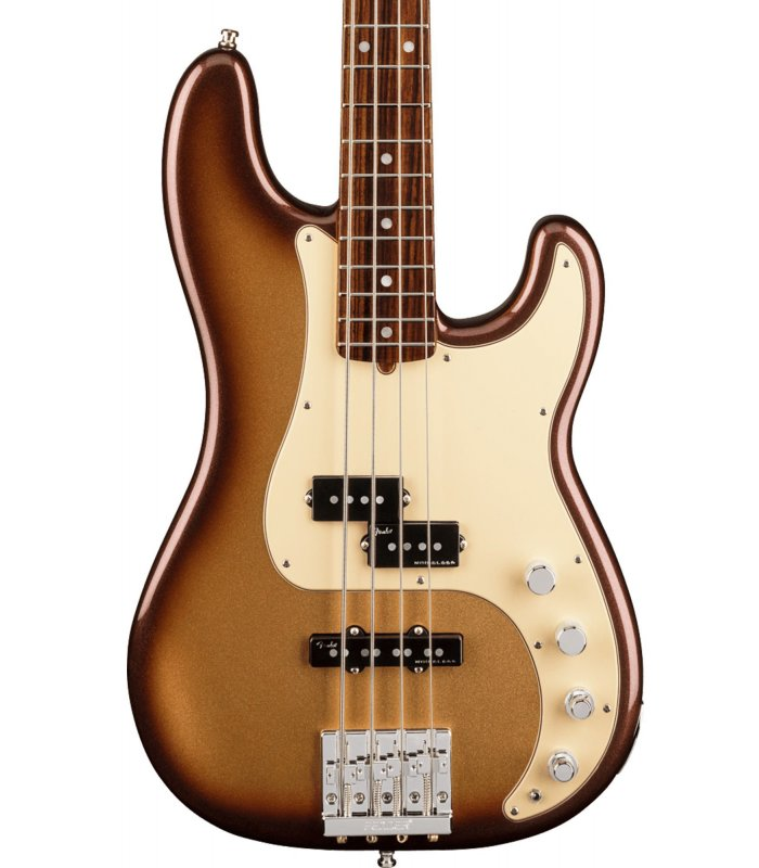 Fender American Ultra Precision Bass MBST