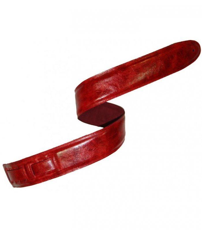 Bourbon Strap Simply Red Gloss