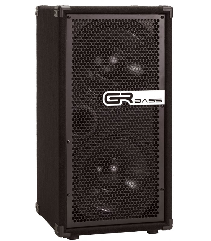 GR Bass GR212 Slim 4Ohm BLK