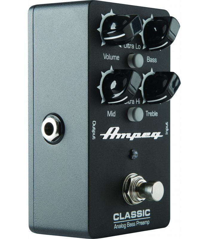Ampeg Classic Bass Preamp