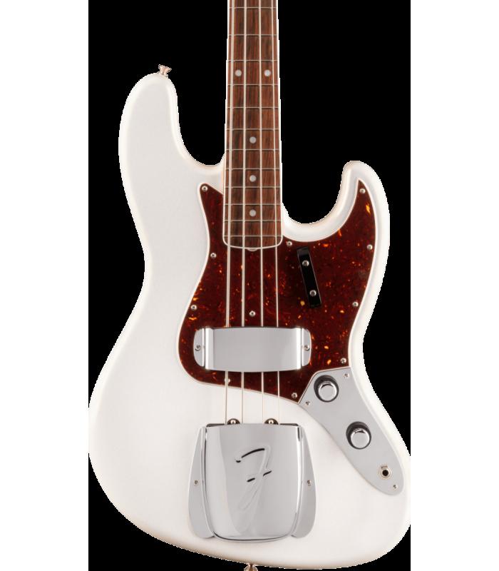 Fender 60th Anniversary Jazz Bass RW Arctic Pearl