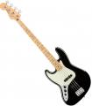 Fender Player Jazz Bass MN BLK LH