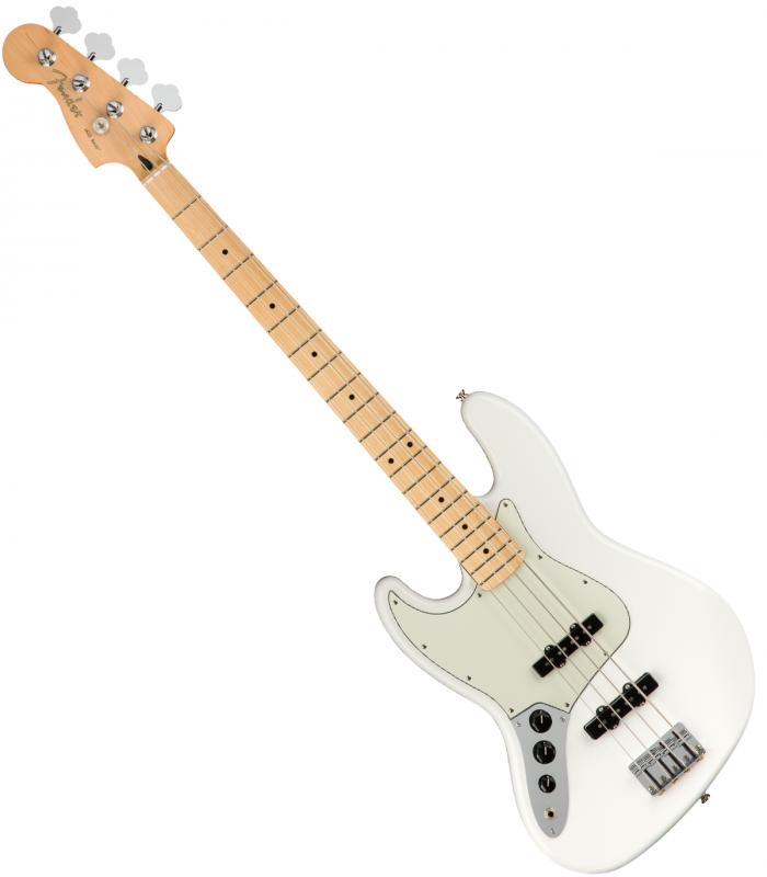 Fender Player Jazz Bass MN PWT LH