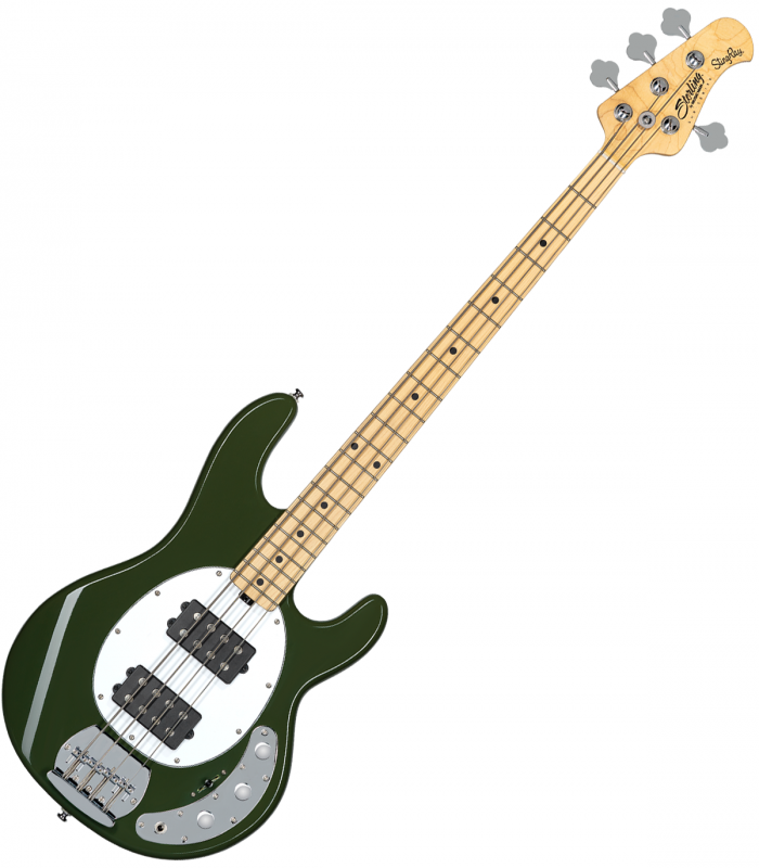 Sterling By Music Man SUB Ray4HH Olive