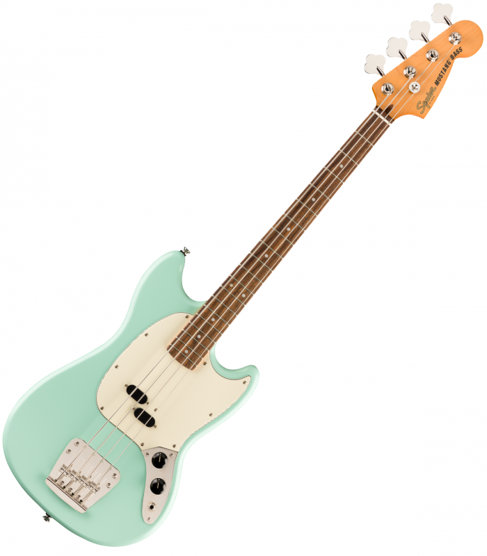Squier Classic Vibe 60 Mustang Bass SFG