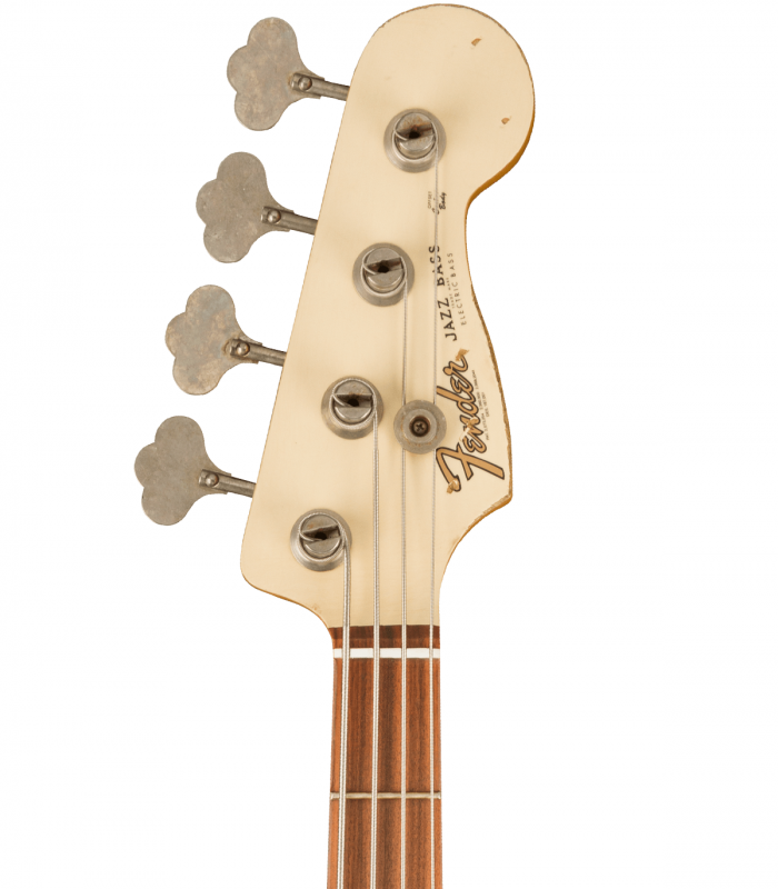 Fender 60th Anniversary Road Worn Jazz Bass OWT