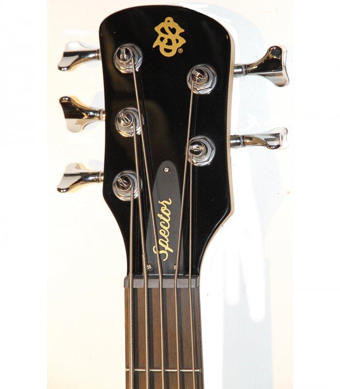 Spector Legend Standard 5 Black Stain
