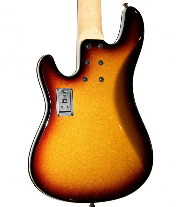 Sandberg California II VM 5 Gold Burst
