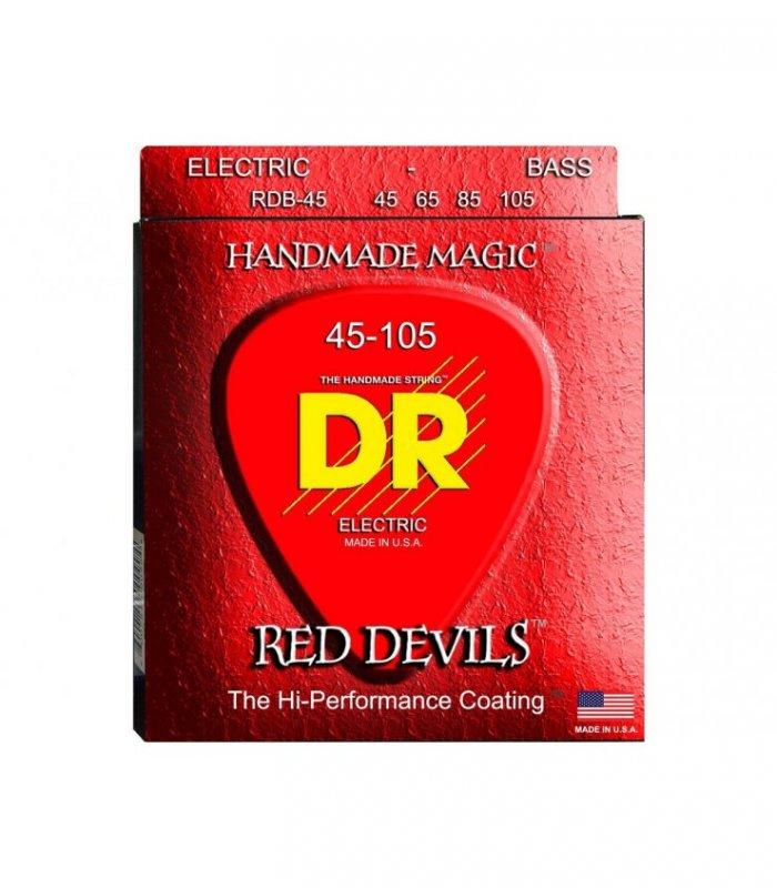 Dr String Neon K3 Red Devils RDB-45