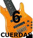 6 CUERDAS
