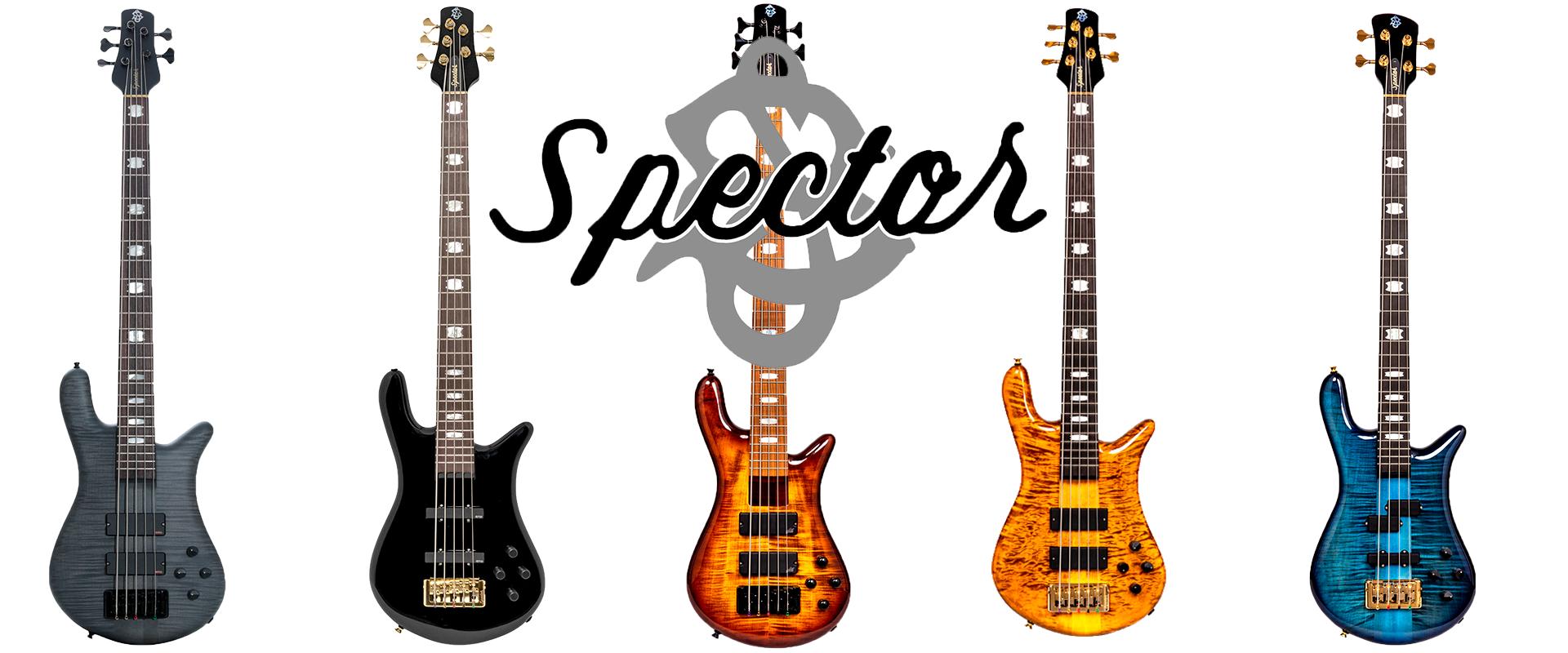 Spector Basses